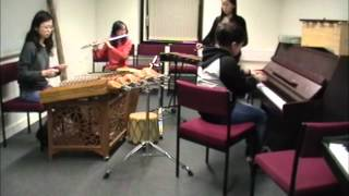 A Demonstration Of Free Music Improvsation In Music Therapy