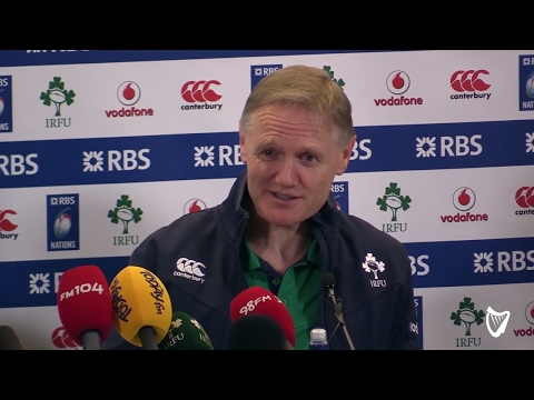 VIDEO: 'It's probably a bit of a slight on us' - Joe Schmidt responds to 'flawed theory' of last ...