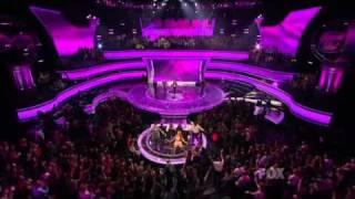 American Idol 10 - Top 13 - Michael Jackson Medley