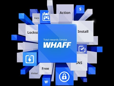 WHAFF new hack {earn $50 -$100 per day} 1080p