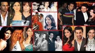 Top 10 Bollywood Affairs
