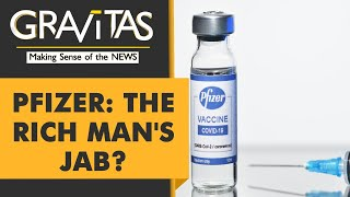 Gravitas: Pfizer's bumper profit from vaccine sales