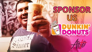 Elias Mora Runs On Dunkin | Native American Tattoo Sleeve Vlog