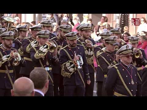 Semana Santa 2018 - Desfile de bandas de cornetas y tambores