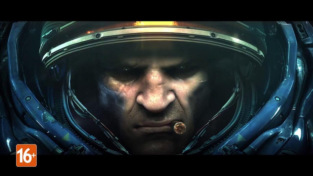 Обновления игры на десятую годовщину StarCraft II