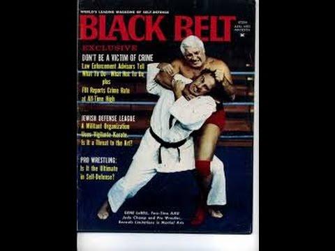Judo Gene Lebell on JTGMtv