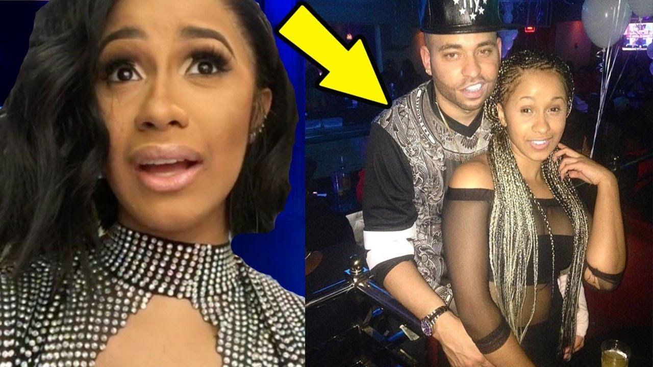 Cardi B Just Got A Giant New Offset Tattoo On Her Leg: Cardi B Goes Off On Rapper Claiming He Got The Cheeks