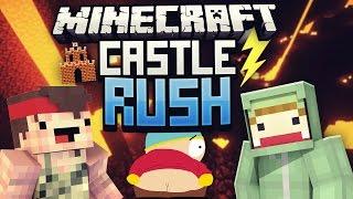 ALLES NUR VERAR$CHE?! - Minecraft CASTLE RUSH - TdW #02| ungespielt