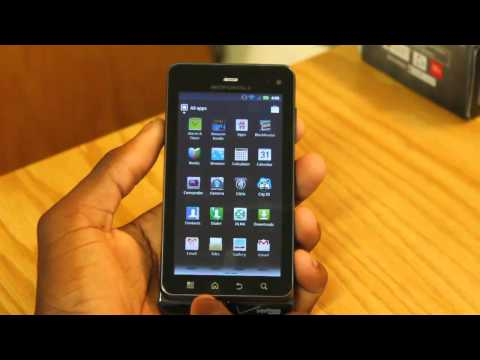 Motorola Droid 3 Review