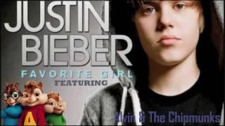 Favorite Girl - Justin Bieber ft. Alvin & The Chipmunks