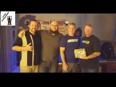 LP 75 Keith with Childrens Hunger Project guests, Bacon from Burn It Down guests.