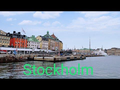 Stockholm, Sweden 2020