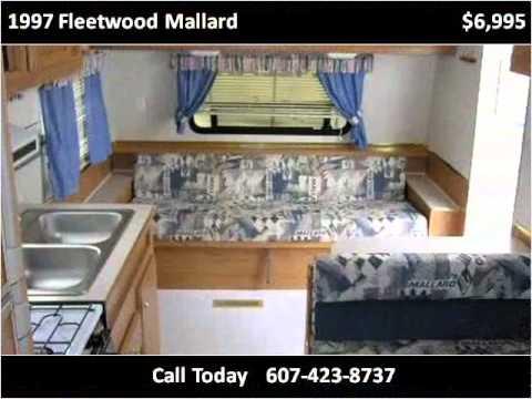 mallard travel trailer owners manual