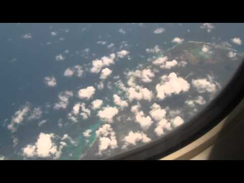 Miami to Antigua ( Caribbean Flying )