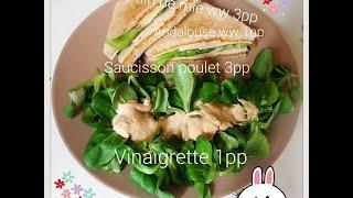 vuclip ★ Vlog ★ Sandwich délicieux et léger encore des courses et bla bla