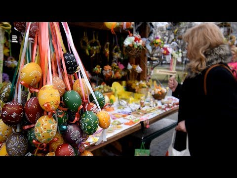 Easter Markets in Prague 2018