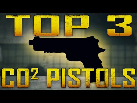 TOP 3 CO2 Pistols - Airsoft GI