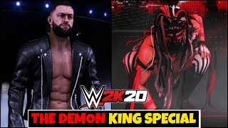 WWE 2K20 'DEMON KING' Special Gameplay | FAIL GAME LIVE 2K20 THEME GAMEPLAY !
