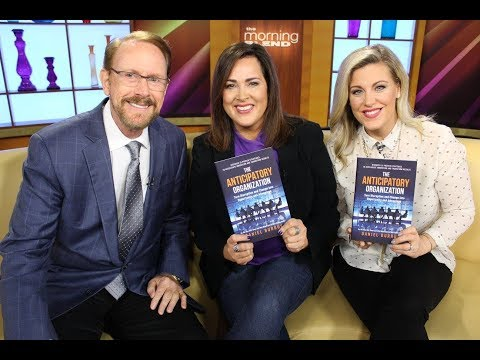 The Morning Blend - NBC Affiliate WTMJ - The Anticipatory Organization with Daniel Burrus