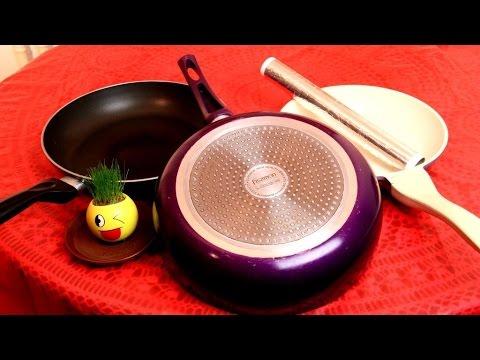 видео: Как мыть сковороду с антипригарным покрытием