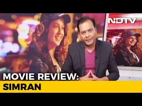 Film Review: Simran