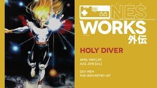 Holy Diver & R-Type Collection overview: The reissue of the beast | NES Works Gaiden #09