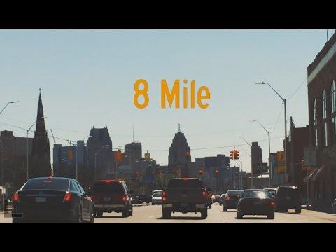 8 MILE. DETROIT. EMINEM'S HOOD.