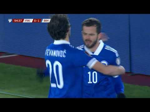 Finland Bosnia-Herzegovina Goals And Highlights