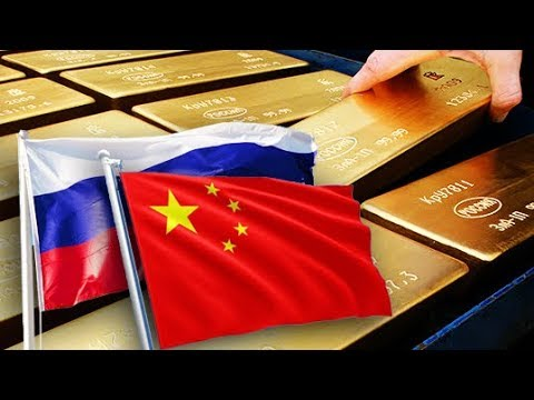 Are Russia & China Setting Up A Gold Standard? Will It Affect Dollar?