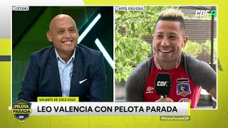 Leo Valencia y Colo Colo: