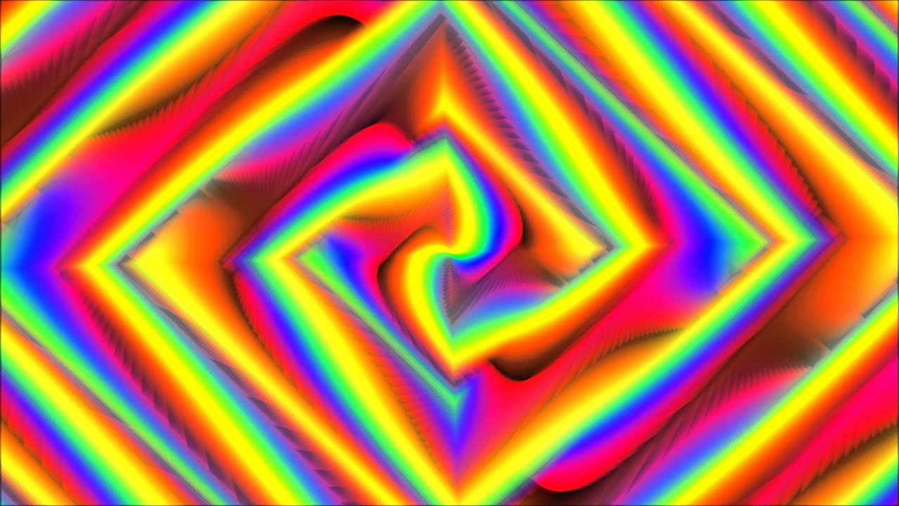 3d Animation Wallpaper Com Stunning Psychedelic Colors Youtube