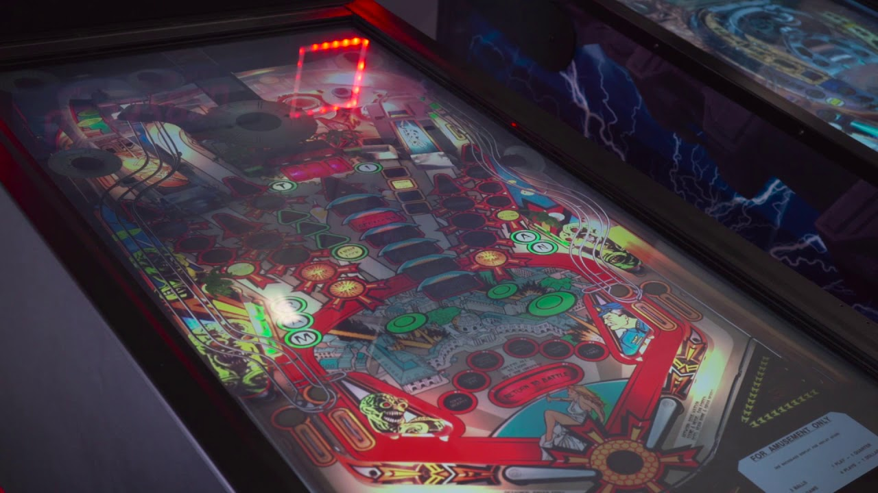 BlahCade #151: Stern Pinball Arcade VR and Cabinet Shenanigans