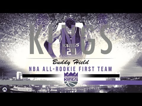 Buddy Hield named to 2016-17 NBA All-Rookie First Team