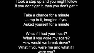 Repeat youtube video Five For Fighting - What If Lyrics