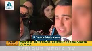 AFRIQUE MEDIA PRESENTE CELESTIN TCHAKOUNTE SUR LA NECESSITE DE DE SORTIR DU FRANC CFA
