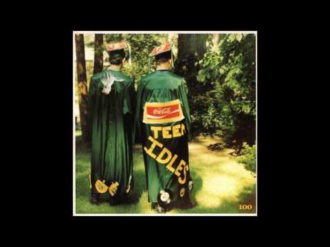 TEEN IDLES Anniversary Dischord 100