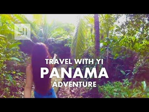 Panama Travel Adventure 2016 #YICamera