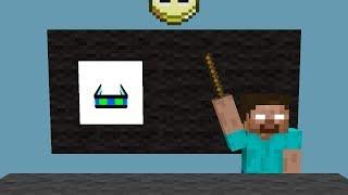 Monster School: Lazer Glass - Minecraft Animation