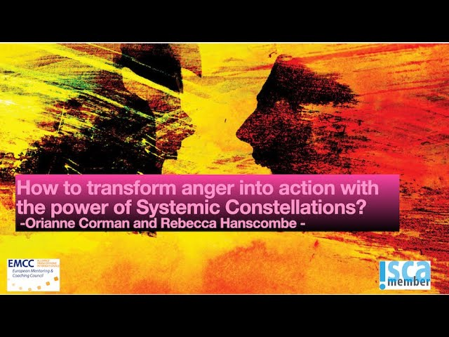 How to transform anger with Systemic Constellations?