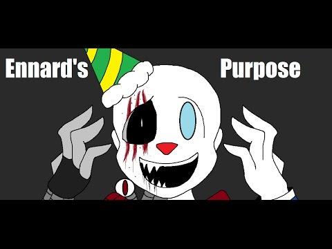 Ennard's Purpose (FNAF SL Music Vid) [Warning Blood/Gore]