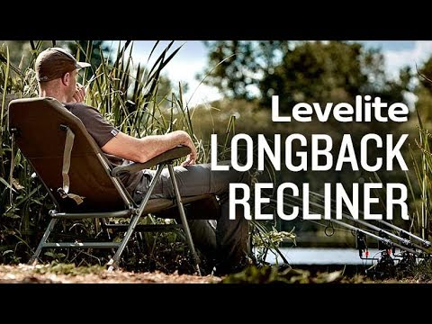 Trakker Products Levelite Longback Recliner Chair