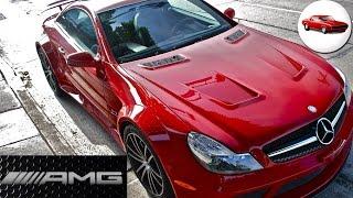 Святая Святых Mercedes AMG - Резиденция в Affalterbach