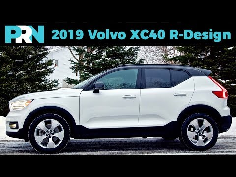 Safety Is The New Black 2019 Volvo Xc40 R Design Youtube