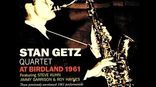 Stan Getz Quartet 1961 Autumn Leaves