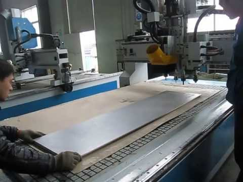 Woodworking cnc router doorking, cabinet processing machine