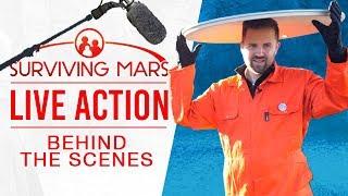 BEHIND THE SCENES   Surviving Mars Challenge