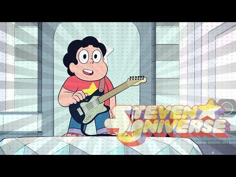 Steven Universe Minisode | Steven's Song Time! |