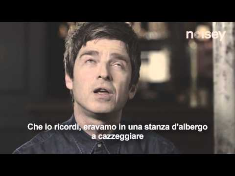 """(sott. ITA) Noel Gallagher """"Why I scrapped Amorphous Androgynous album"""""""