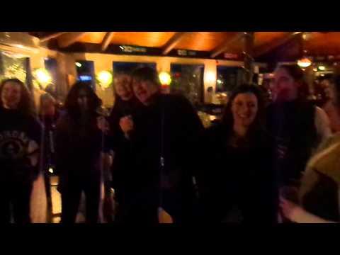 Vermont Ski Trip Karaoke Party