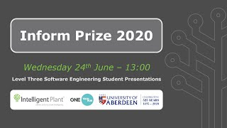 Intelligent Plant - Inform Prize 2020 (Edited Version)